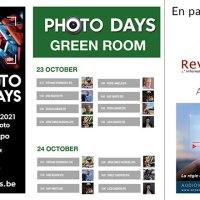 Retrouvez-nous demain aux PhotoDays de Bruxelles