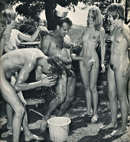 vintage nudist pageants