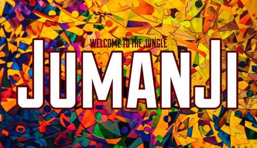 ジュマンジの感想とロック様ことドウェイン・ジョンソンが好きすぎるので紹介したい