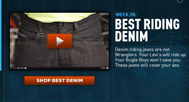 View RevZilla's 2014 Denim Gear Guide