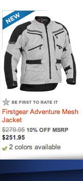 Firstgear Adventure Mesh Jacket