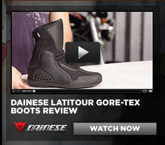 Dainese Latitour Gore-Tex Boots Review