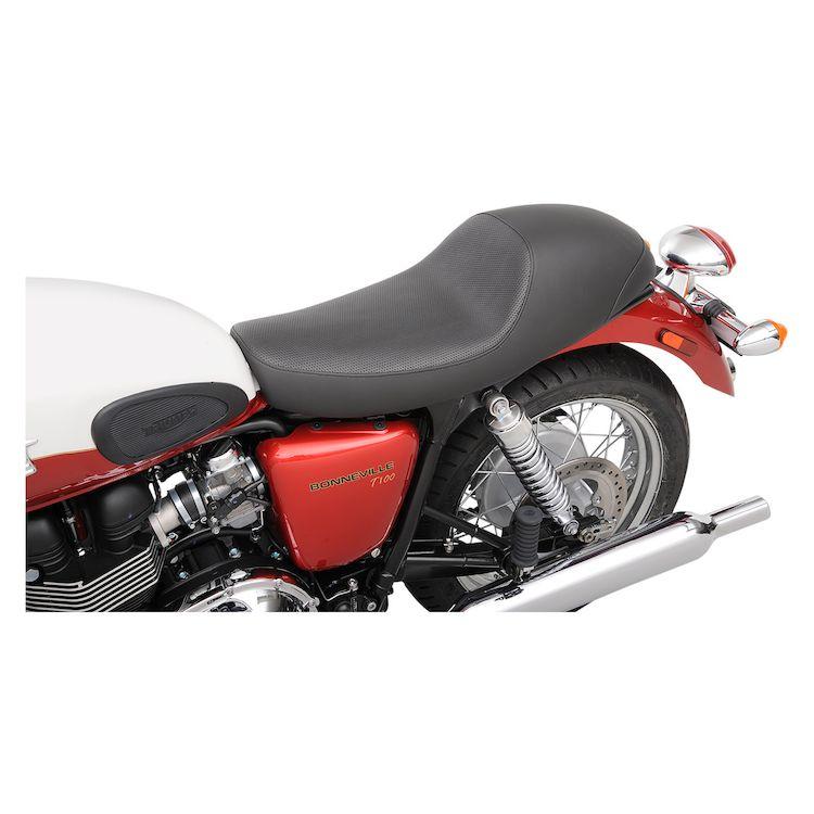 Triumph Scrambler Gel Seat Amatmotorco
