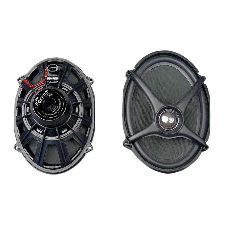 Speaker Lids Audio Boom Saddlebag