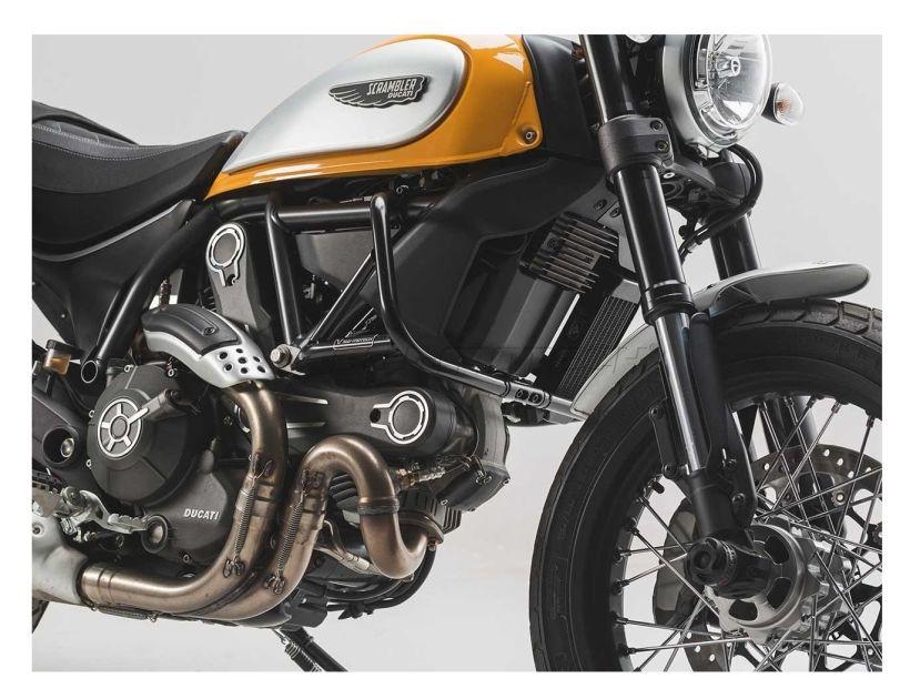 Ducati Scrambler Givi Crash Bars Amatmotorco