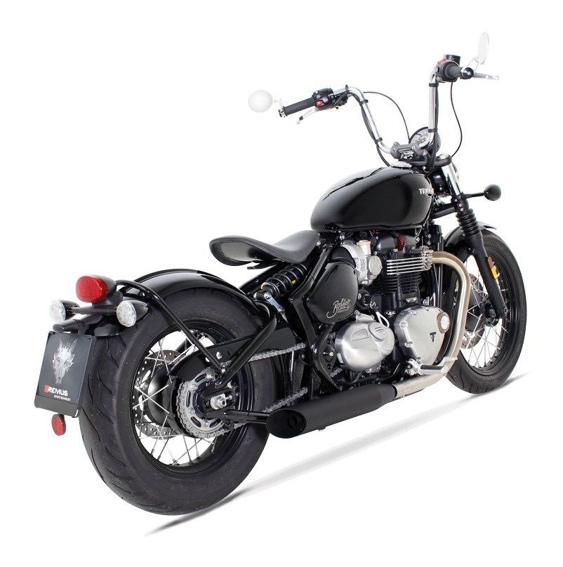 Triumph Bonneville Bobber Saddlebags Kayamotorco