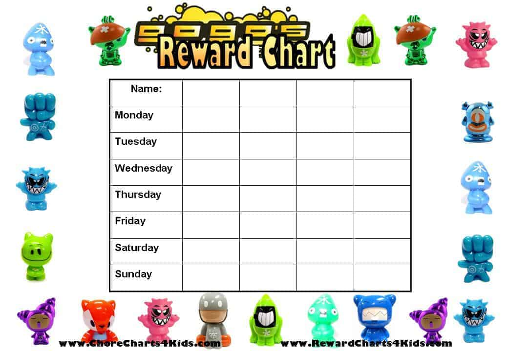 Toddler Reward Chart Template reward chart free templates lego – Incentive Chart Template