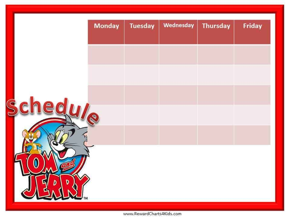 Schedule Potty Training Boys