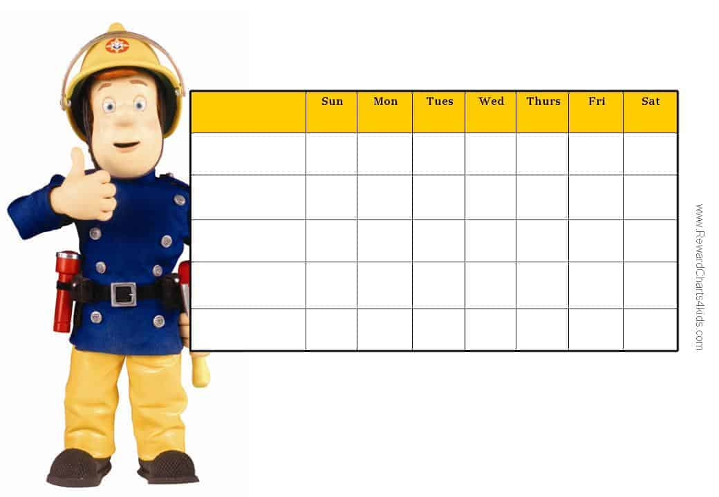 Free Printable Reward Charts For Kids Customize Online