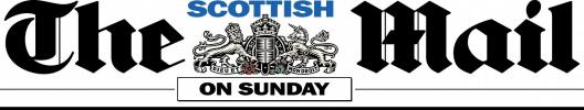 Škotska pošta u nedjelju logo