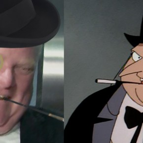 Which Pop-Culture Villain is Rob Ford?