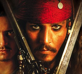 Episode 275- PIRATES OF THE CARIBBEAN: CURSE OF THE BLACK PEARL