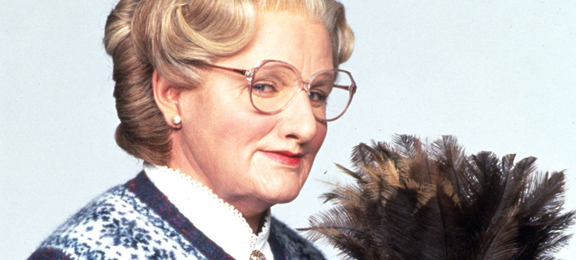 282- MRS. DOUBTFIRE with Matt Johnson