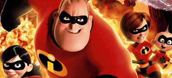 287- THE INCREDIBLES with Fred Kennedy