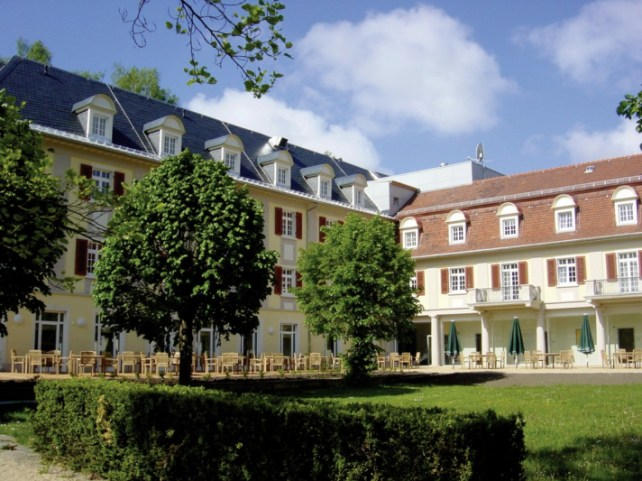 Sante Royale Hotel Gesundheitsresort Bad Brambach Halbpension Bad Brambach