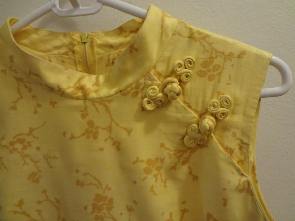 evelyn pearson 60's dress