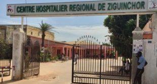 centre hospitalier regional de ziguinchor les blouses blanches decretent une greve de 72 heures 800x479 1