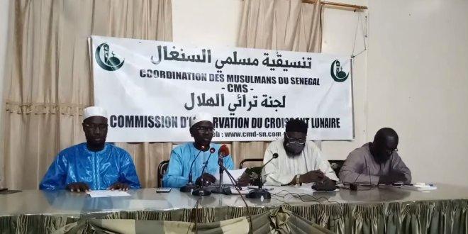 la Coordination des musulmans du Sénégal