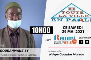 Toute La Ville En Parle avec Abdourahmane Sy