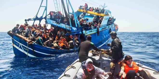 50 migrants morts noyés