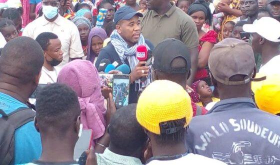 Bougane Gueye Attaqué par des nervis