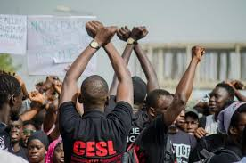 Au Sénégal tous les universités sont en ébullition