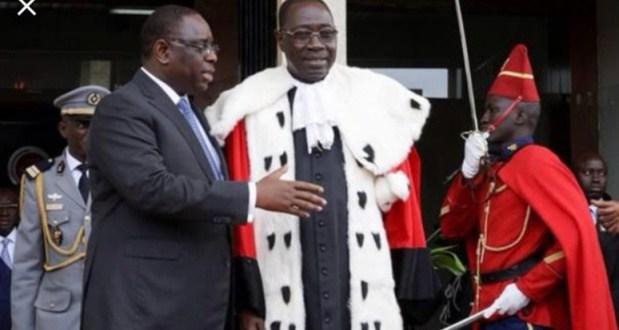 Conseil constitutionnel: Macky et son 3ème mandat