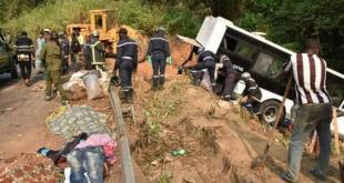 Tabaski: Deux accidents de la route font 5 morts et des blessés