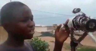 Un jeune Sénégalais de 12 ans invente un télescope