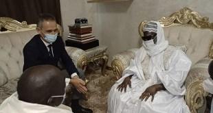 Magal 2021 : L'ambassadeur de France chez le Khalife