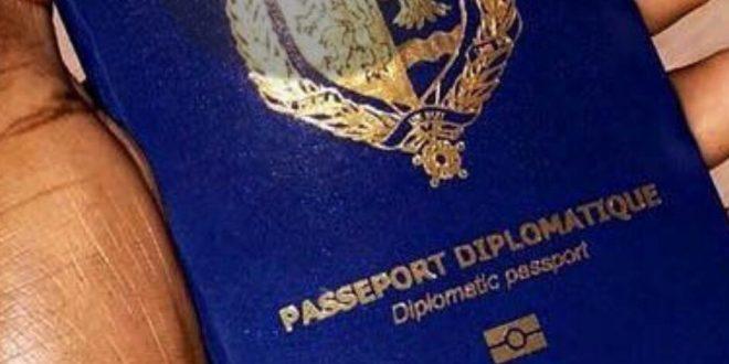 Trafic des passeports diplomatiques