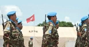 Des Casques bleus tunisiens pour la première fois en Centrafrique