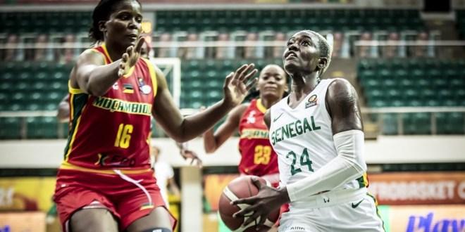 AfroBasket 2021 : Les Lionnes filent en demi-finale face au Nigeria !