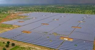 centrale Solaire sera crée pour la production de sables minéralisés