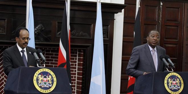 le Kenya et la Somalie