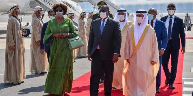 Dubaï Expo 2020: Macky Sall Va Inaugurer Le Pavillon Du Sénégal