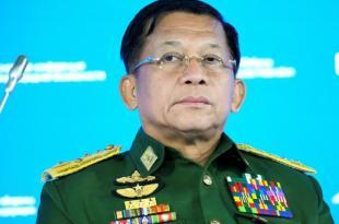 Le chef de la junte birmane exclu du sommet de l'Asean