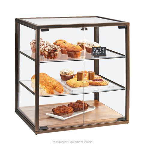 Cal Mil Plastics 3610 Display Case