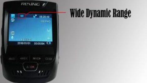 wide dynamic range