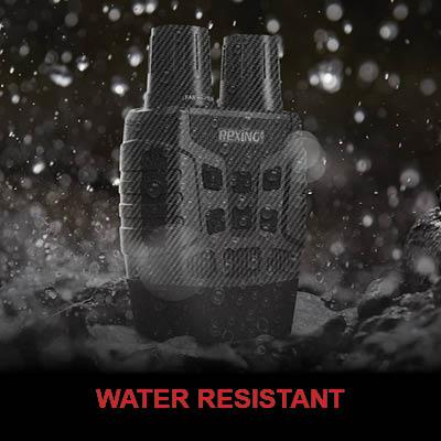Carbon Fiber WATER RESISTANT