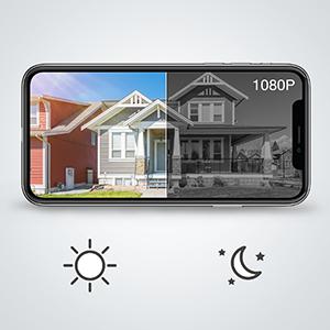 HS01 1080p Enhanced Night Vision 1