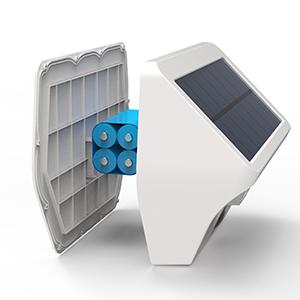 Solar Light Built in Recharge