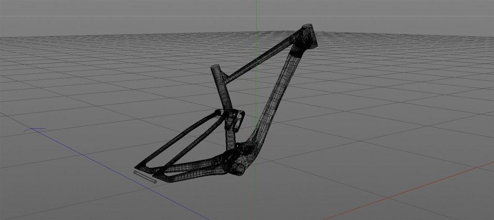 Crossfire 428 -3D Model