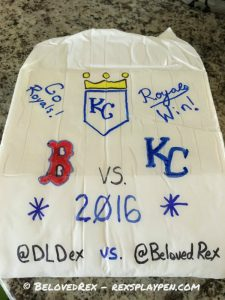 BelovedRex's design of Boston vs. Kansas City.
