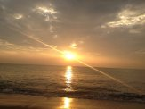 Sunset @ Alappuzha