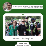 Alison Harrington on BRC and Friends with Bruce Reyes-Chow