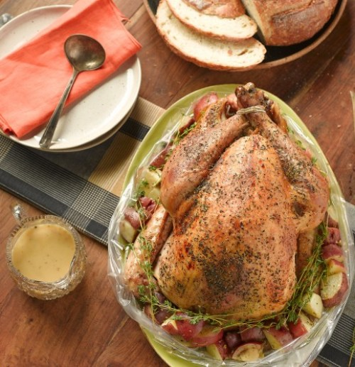 moist thanksgiving turkey