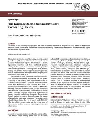 Noninvasive body contouring devices nassab