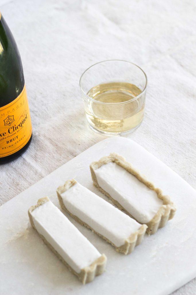 Champagne Tart