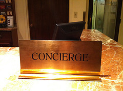 Concierges are a great sales resource, but you have to reward them.